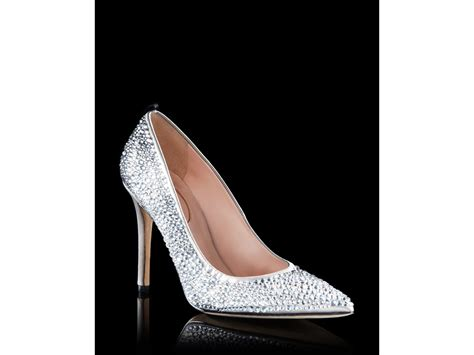 Furla Cinderella Studed 6in1 Rj0606 sjp by greta pumps 100 bloomingdale s exclusive in metallic lyst