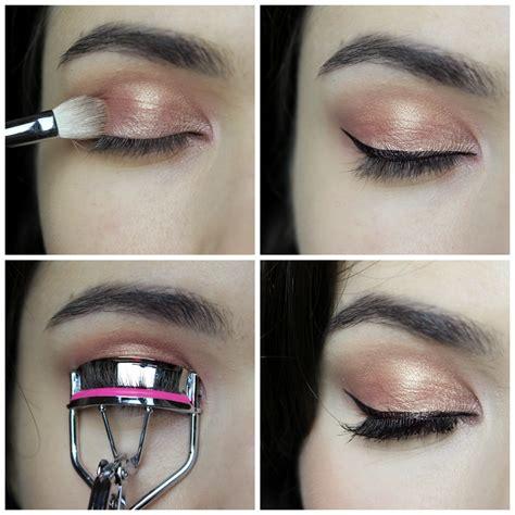 diy eye shadow themakeupchair diy gold eyeshadow