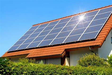 Les Les Solaires les types de panneaux solaires