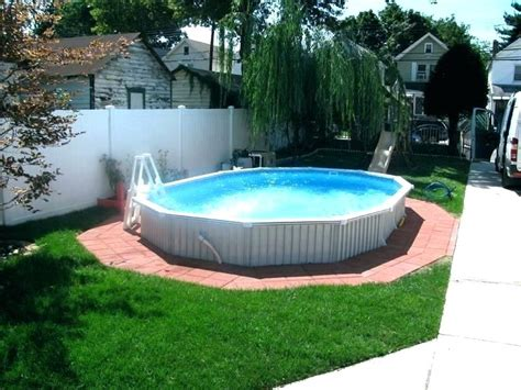 small above ground pools for small backyards small above ground pools for small backyards 4ingo com