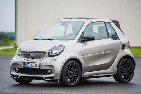 volante smart brabus smart brabus 15th anniversary edition adds style not