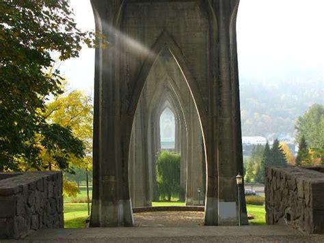 Park Portland Oregon by Portland Park Bridge
