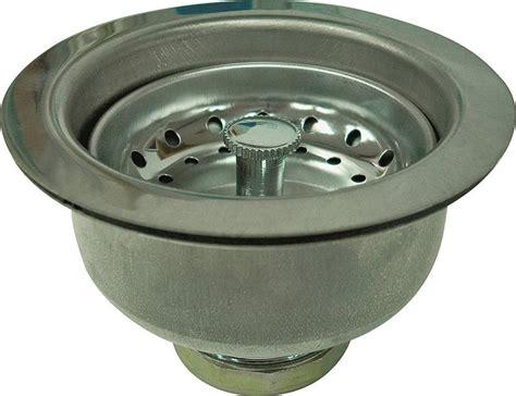 sink basket strainer assembly worldwide sourcing 122043 3l cup sink basket