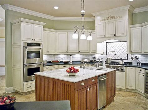 Best White Paint For Kitchen Walls Peenmedia Com Kitchen Wall Color With White Cabinets