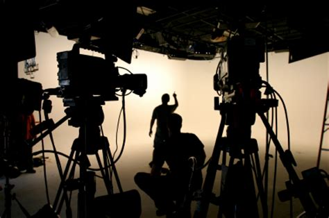 setting up a simple tv production studio