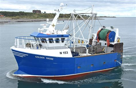 fishing boat new new boat golden shore n 153 fishing news