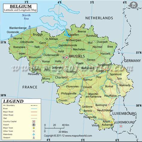 netherlands latitude longitude map 17 best images about belgium on belgian