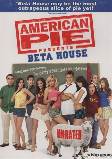 american pie presents beta house unrated widescreen