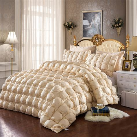 gold down comforter aliexpress com buy purple tyrant gold white pink color