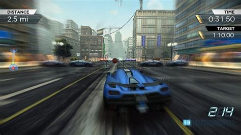 ea for android need for speed most wanted for android ea