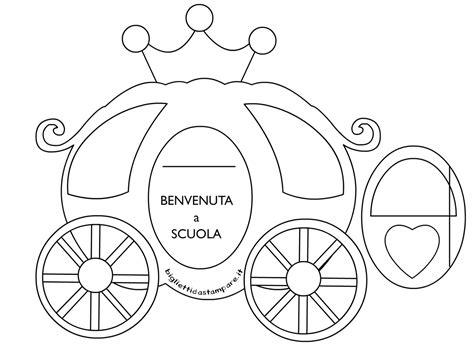 carrozza principesse carrozza principessa accoglienza scuola