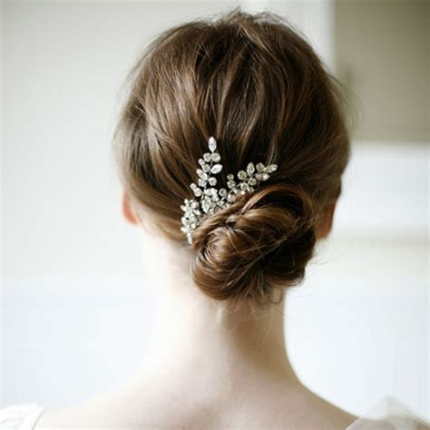 Wedding Hair Bun Ideas by Wedding Hair Ideas Fresh Twists On The Classic Bridal Bun
