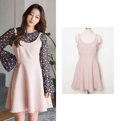 korean dress abiti donna