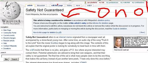 Safety Not Guaranteed Meme - safety not guaranteed your meme sundance 2012 mystery