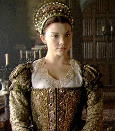 Natalie Dormer As Boleyn by Conor Boleyn And The