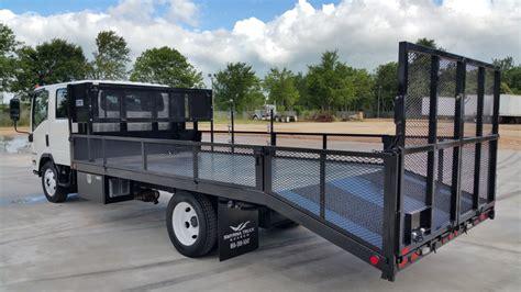 isuzu landscape truck 2016 isuzu npr hd landscape truck for sale worktruckreport