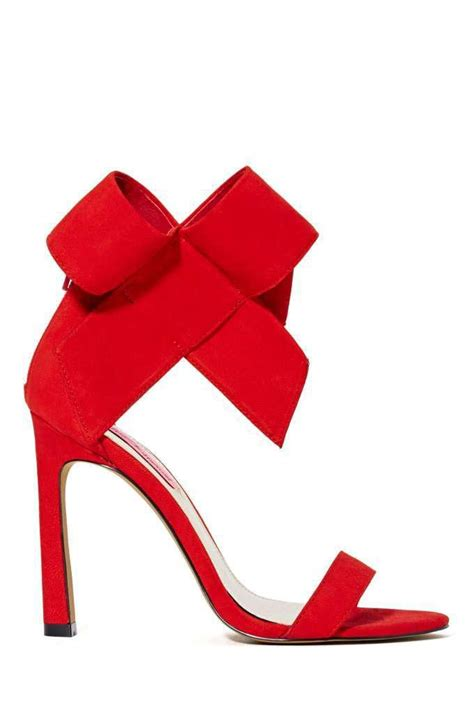 Betsey Johnson For Valentines Day Ebeautydaily The 2 by Betsey Johnson Frisky Bow Leather Heel From Gal