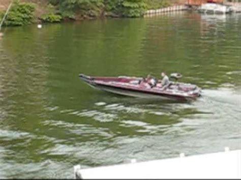 ranger bass boat without motor 1988 ranger 395v i o bass boat with attitude youtube