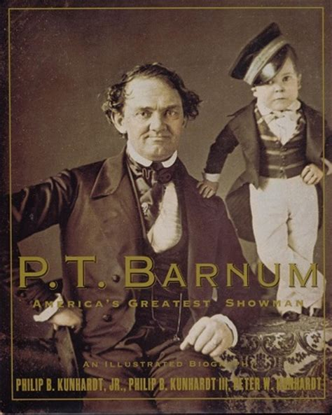 the and of the greatest showman books p t barnum quotes