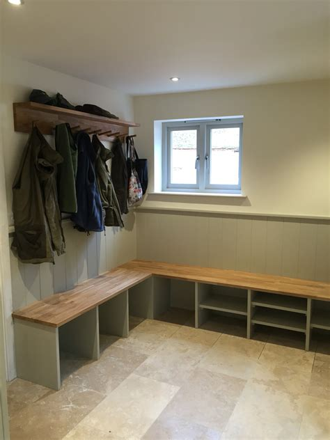 boot bench with coat rack boot room with coat racks shoe and welly storage oak