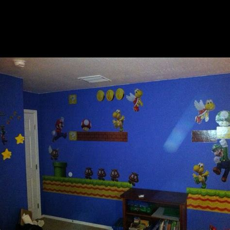 mario bedroom 8 best images about tristan s room on pinterest curtain