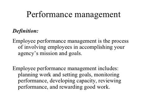 Kitchen Worker Definition Performance Management