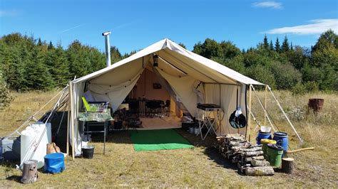 best wall tent to set adventure weekend north devon april 27th 29th 2018