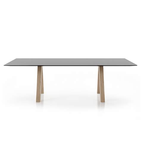 john pawson bench trestle table designed by john pawson viccarbe orange skin