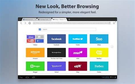 android browser update uc browser hd 3 1 for android now available for softpedia