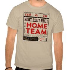 t shirt contest root for the home team