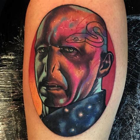 voldemort tattoo lord voldemort best ideas gallery