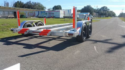tandem aluminum boat trailer all aluminum boat trailer tandem axle boatnation
