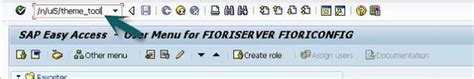 tutorialspoint ui5 sap fiori theme designer