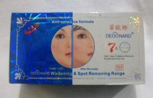 Deoonard Blue Seven Days Tanpa Sabun the best healty and vitality products skin care weight lose capsule pusat produk
