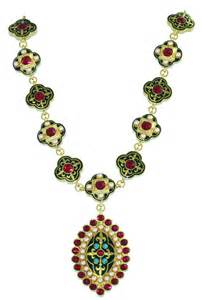 awn pugin pugin style necklace v a the and