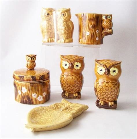 owl canisters for the kitchen 1000 ideas about owl kitchen decor on pinterest owl