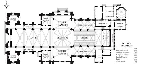 cathedral floor plan cathedral floor plan building the cathedral winchester