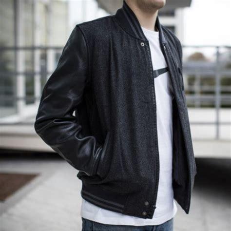 black s m l jacket 45018 nike destroyer leather jacket black s m l 273941