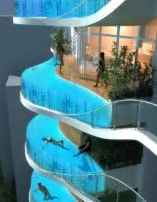 One Bedroom Apartments In Miami luxury condos with private pools wsj
