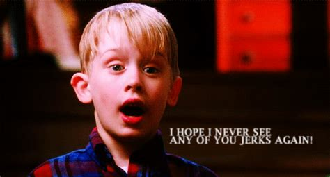home alone gif on