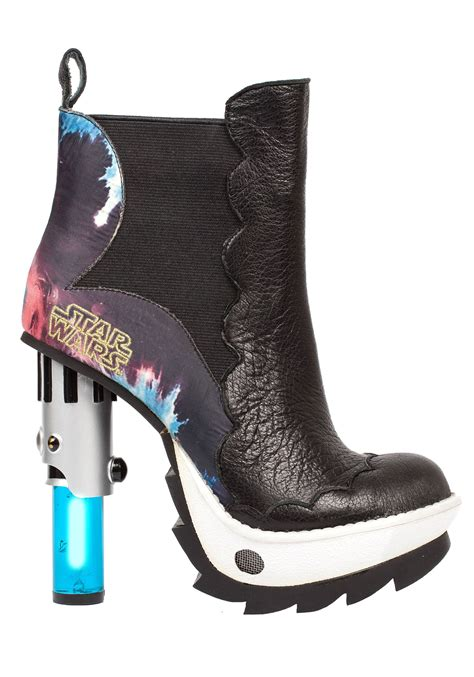 light up high heel shoes irregular choice wars tatooine light up ankle boot