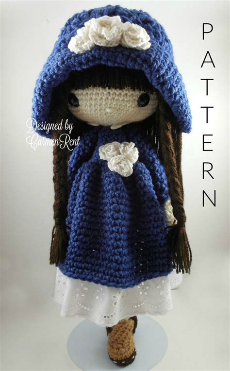 pattern for yarn doll 5624 best yarn shit images on pinterest crochet toys