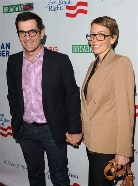 ty burrell and holly burrell holly burrell pictures the american foundation for equal