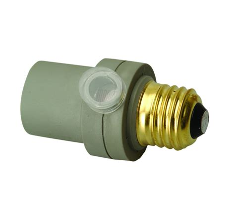 light sensor l socket outdoor light socket bulk commerical grade light