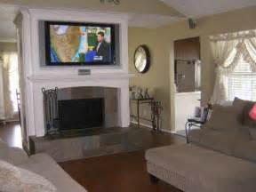 hanging a tv on brick fireplace unlimited connect tv fireplace installation