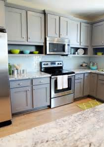 Mad About Grey Kitchens Grey Pictures Of Kitchens With Gray Cabinets Painting Kitchen Cabinets Gray Decor Ideasdecor Ideas