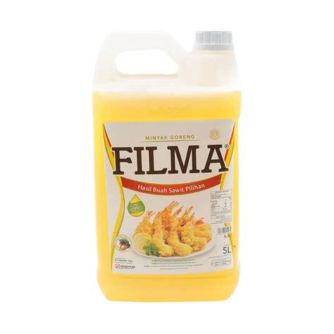 Minyak Goreng Brand Cup jual filma jerigen minyak goreng 5 l harga kualitas terjamin blibli