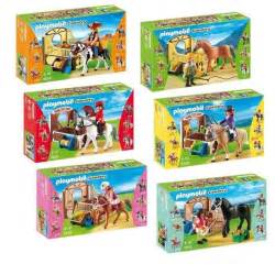 playmobile chevaux pas cher