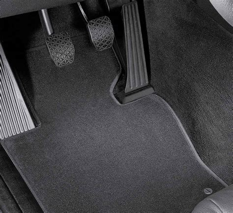 2006 Bmw X3 Floor Mats by Bmw Genuine Tailored Velour Car Floor Mats Set Anthracite