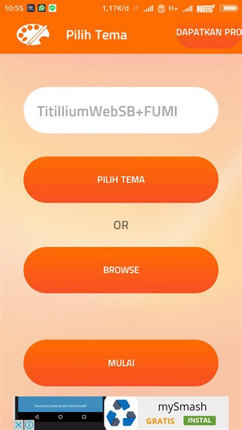 mi theme editor download cara mengubah logo operator xiaomi menjadi simbol unicode